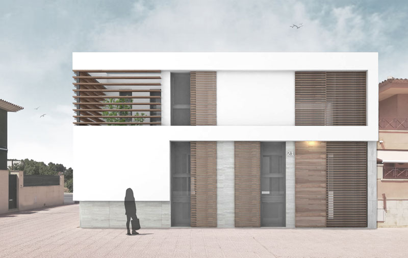 Casa Alameda — Garcíaguisado