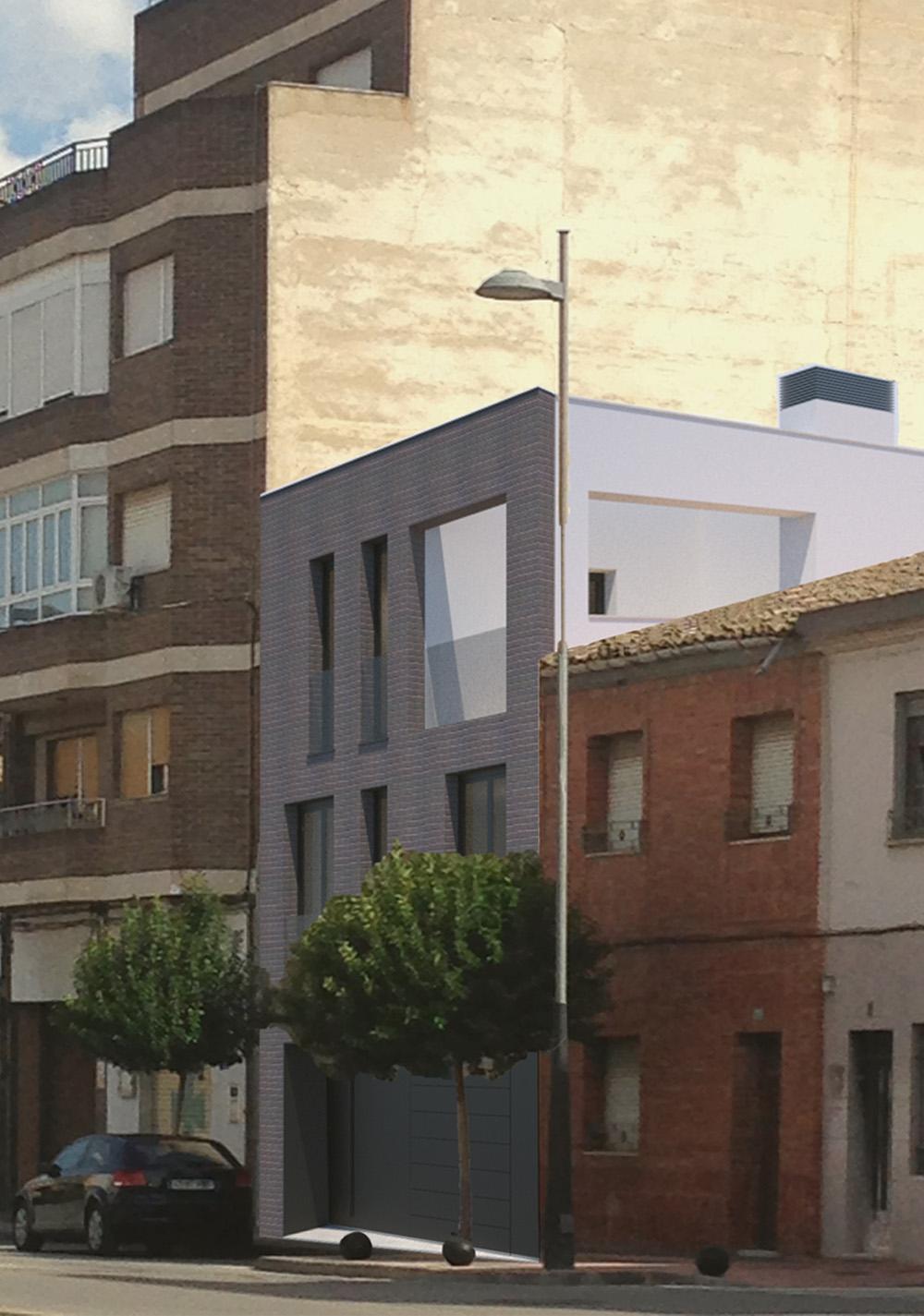 Vivienda AT — Garcíaguisado